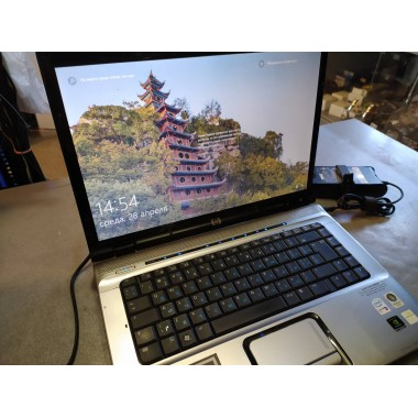 Ноутбук HP Pavilion DV6000 б/у