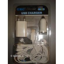 Адаптер зарядное зарядка для телефонов планшетов  Mobi charger MX-C12 12 12in1 Long