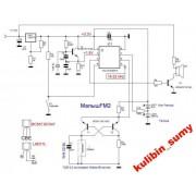 Радиоконструктор металлоискатель-пинпоинтер Малыш ФМ2 (для самостоятельной сборки)