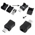 Разъемы, штекера компьютерные, USB, mini USB, micro USB