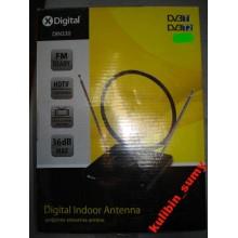 Антенна для цифрового DVB-T2 X-Digital DIN 330
