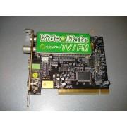 PCI ТВ-тюнер AverMedia M168-U PDK SDK (AVerTV) videomate tv/fm palbg+dk 1mp02pv6ke1 б/у