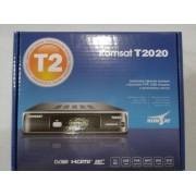 Приставка T2 ТВ-ресивер DVB-T2 Romsat T2020
