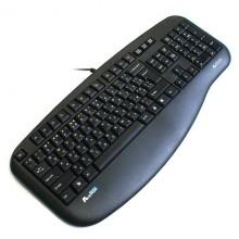 Клавиатура A4Tech KLS-30 PS/2 (Black)