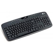 Клавиатура Genius KB220e PS/2 Black