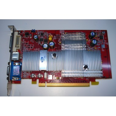 Видеокарта PCI-E Sapphire Radeon x550 128 mb б/у