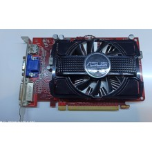 Видеокарта Asus PCI-E Radeon HD 6670 1024MB GDDR3 (128 bit) (800/1800) (DVI, HDMI, D-Sub) б/у