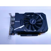 Видеокарта MSI GeForce GTX 1050 AERO ITX 2G OCV1 б/у