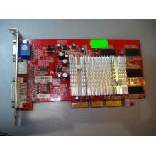 Видеокарта Radeon 9250 AGP 128MB 64BIT б/у