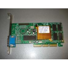 Видеокарта MX400 32Mb 64Bit AGP б/у