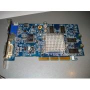 Видеокарта Radeon 9200 AGP 128MB 128BIT  б/у