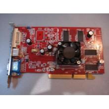 Видеокарта ATI Radeon 9550 128Mb 128bit V/D/VO бу