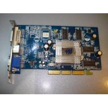 Видеокарта ATI Radeon 9250 128MB 128BIT б/у полностью исправна