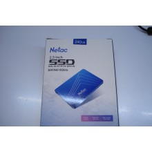 "Накопитель SSD 2.5 ""240GB Netac (NT01N535S-240G-S3X)"
