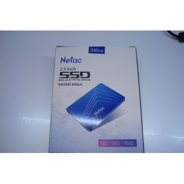 "Накопитель SSD 2.5"" 240GB Netac (NT01N535S-240G-S3X)"