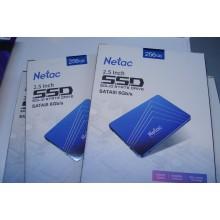 "Накопитель SSD 2.5"" 256GB Netac (NT01N600S-256G-S3X)"