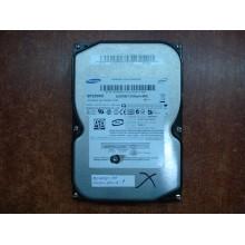 Винчестер SATA 250GB Samsung SP2504C (продается как не рабочий - вешает ПК, следы вскрытия)