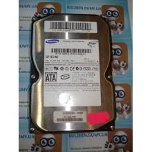 Винчестер 160Gb Samsung SATA б/у