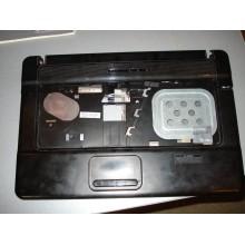 Корпус нижняя часть в сборе CompaQ 615 нижняя часть, крышка HDD и DDR, верхняя часть + заглушка DVD-привода б/у