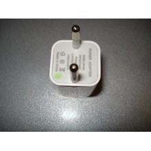 Адаптер переходник сетевое зарядное устройство USB 220v зарядка AR-003 Адаптер 1000mA 1 USB 220V
