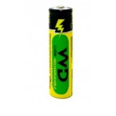 Аккумулятор Rablex WD 18650 Li-Ion 1000mAh (тестовая емкость 500 mAh) (без защиты)